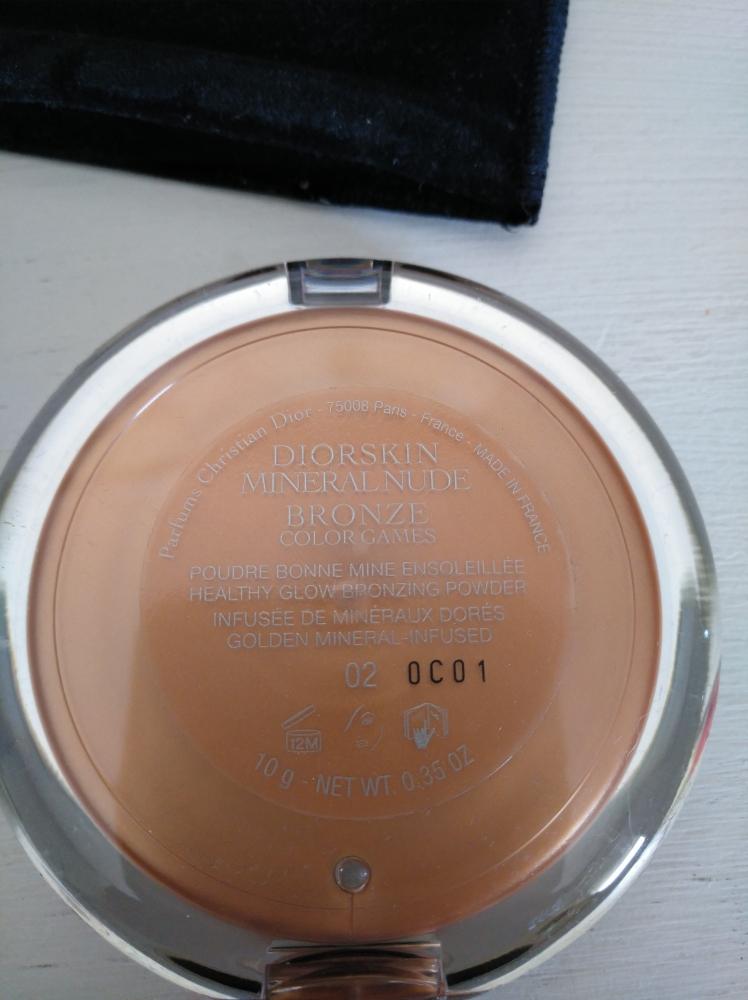 Bronzer Diorskin Mineral Nude Dior