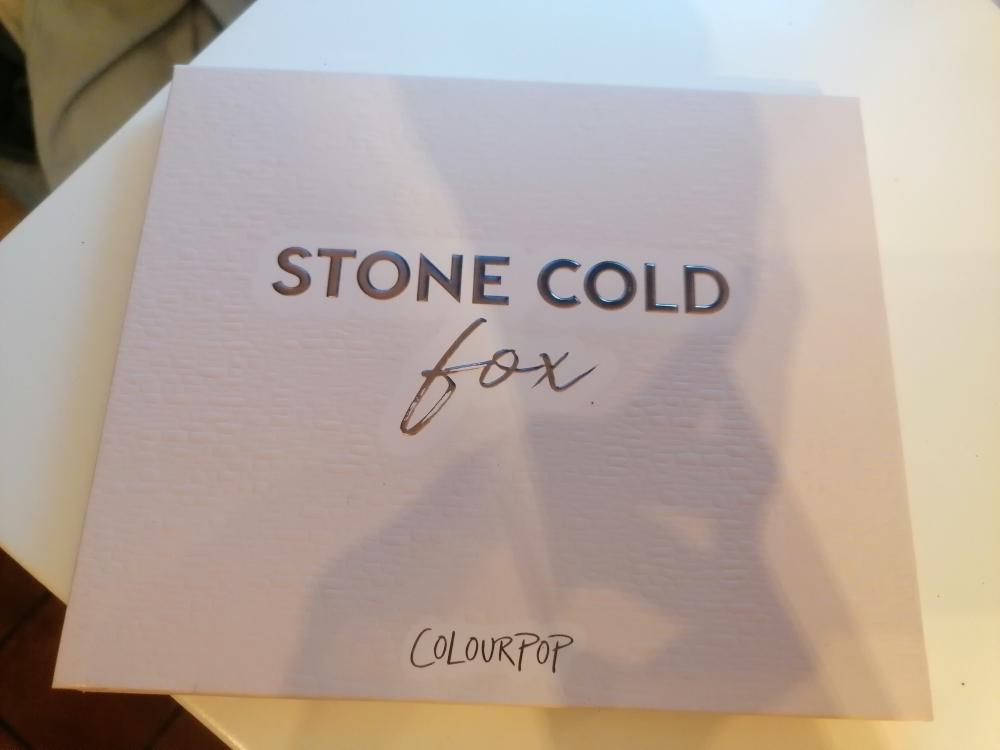 Stone Cold de Colourpop
