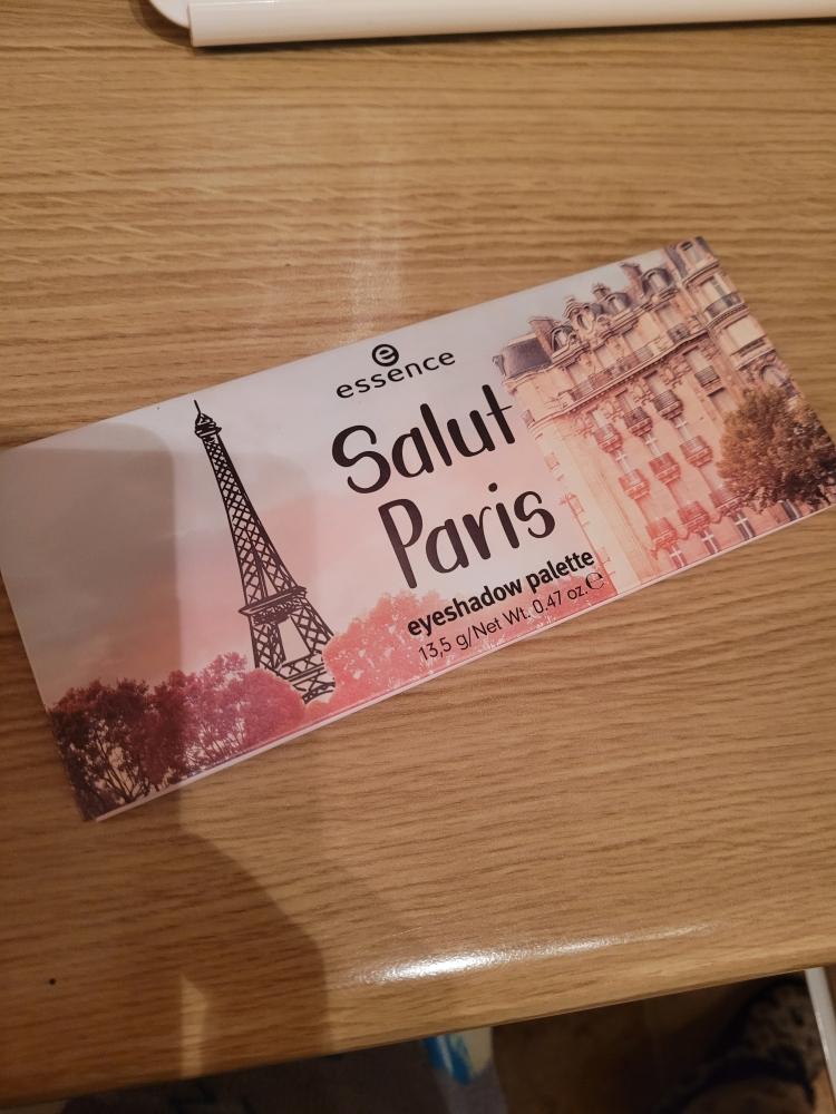 Paleta París essence