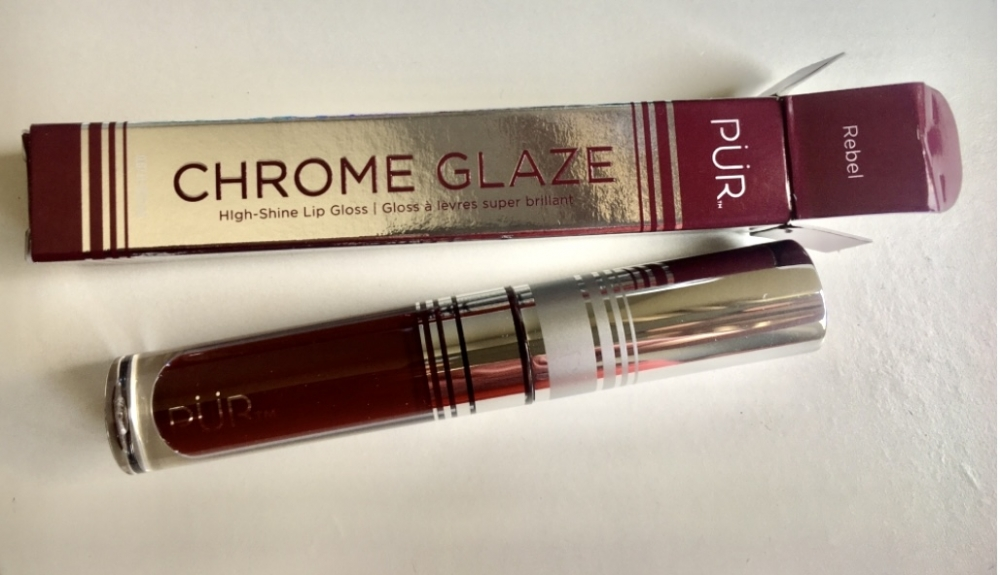 PÜR Chrome Glaze Labial