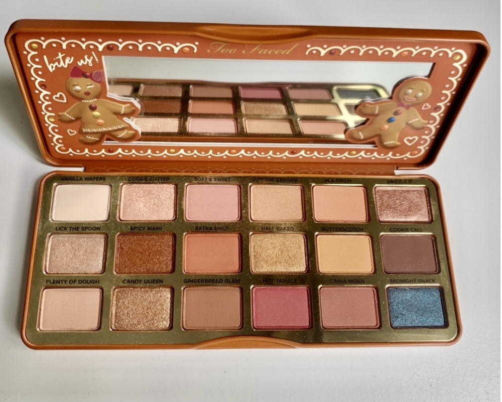 Too Faced Gingerbread Extra Spicy