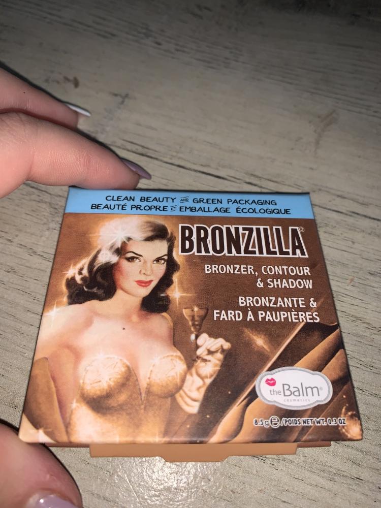 Bronceador the balm