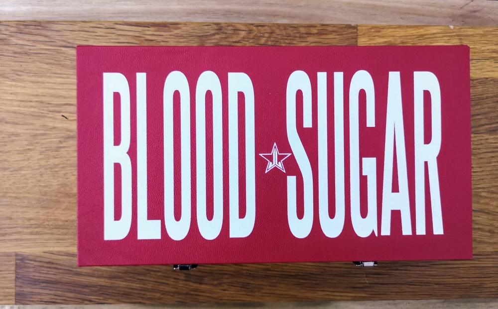 """Paleta \""""Blood Sugar\"""" de Jefree Star nueva a estrenar"""