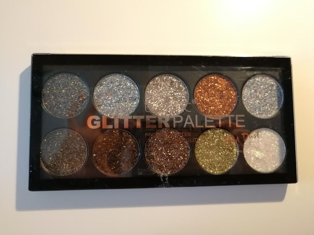 Glitter palette Satr Dust de Technic