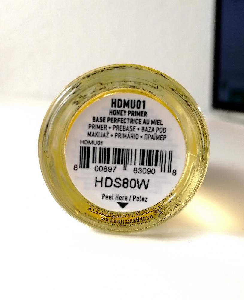 Primer/Serum honey Dew me up de NYX
