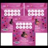 Mixed Berry Dark Chocolate Bites (case of 12)