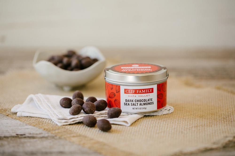 Dark Chocolate Sea Salt Almonds (Case 24)