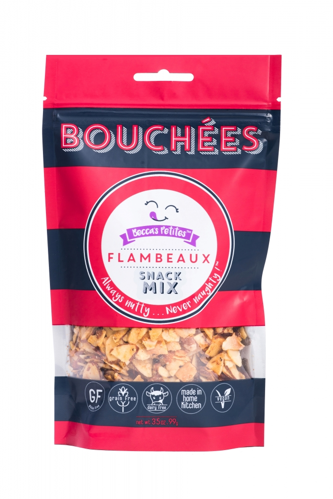 Flambeaux Snack Mix (Case of 8)