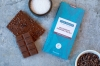 Milk Chocolate Cacao Nibs & Sea Salt 2oz Bar (Case 12)