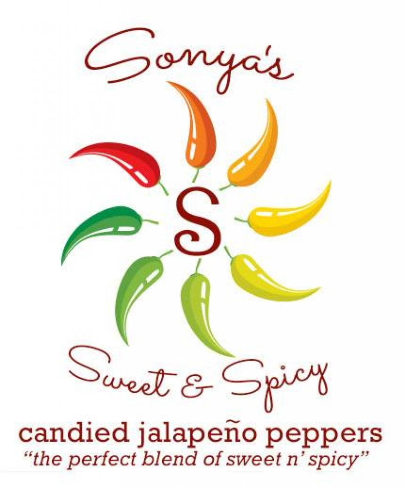 Sonya's Sweet & Spicy Jalapeno Peppers, 8oz (Case of 9)