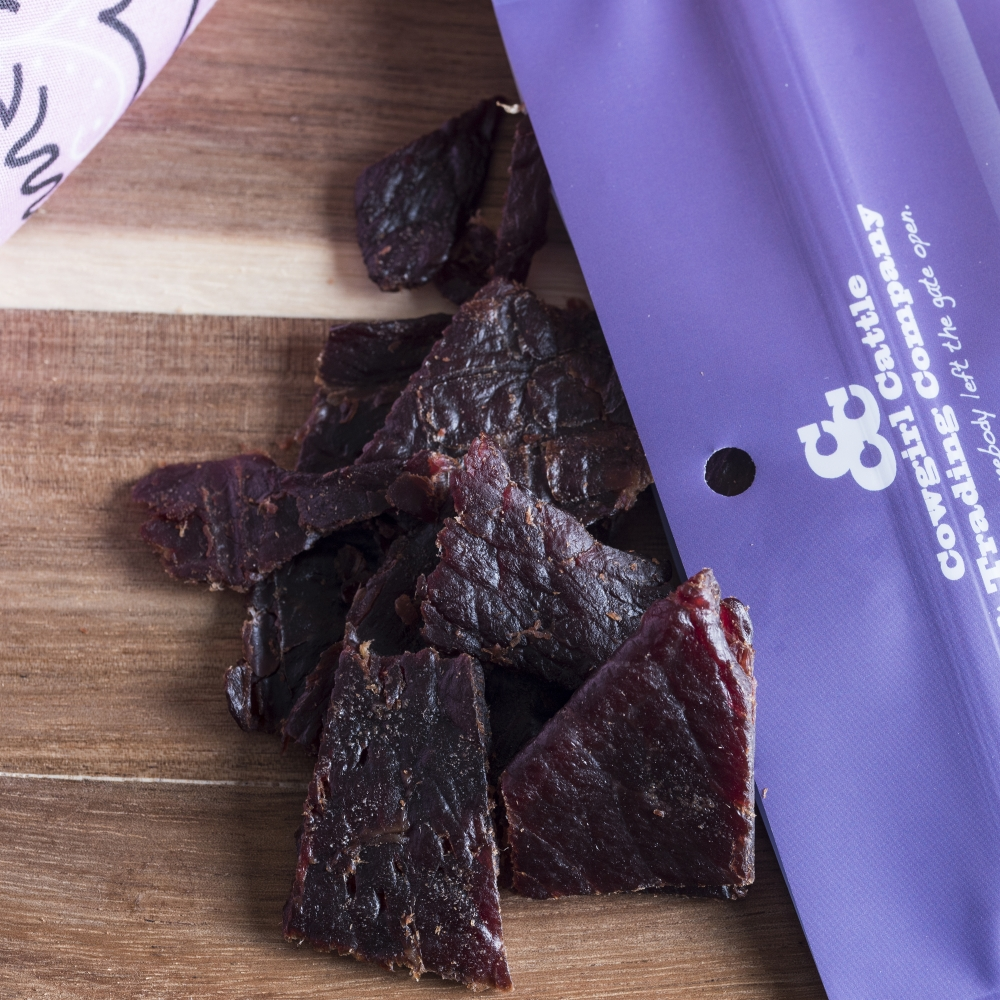 Organic Classic American Style Beef Jerky (case of 24)
