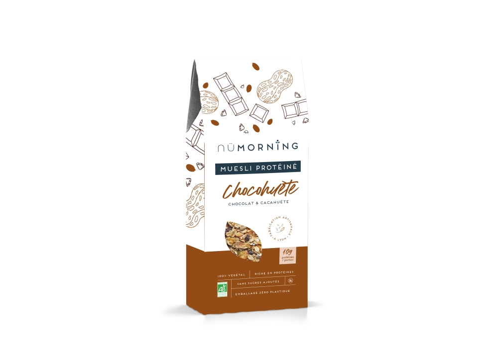 Muesli - Chocohuète - nüMorning