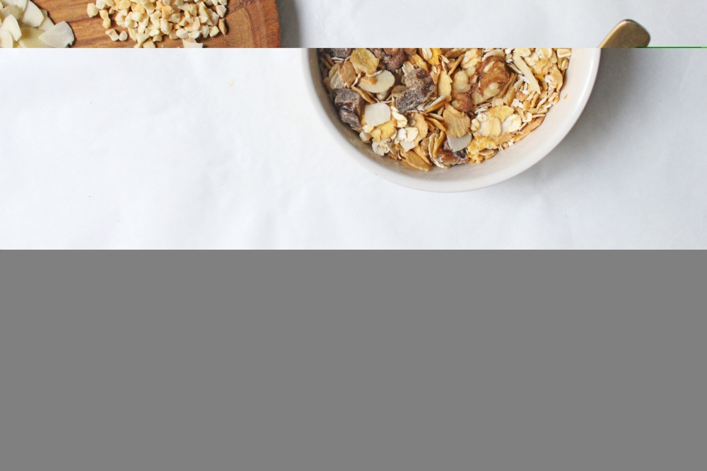 Muesli - Forever Nuts - nüMorning