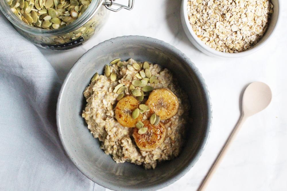 Porridge - Almond Bliss - nüMorning