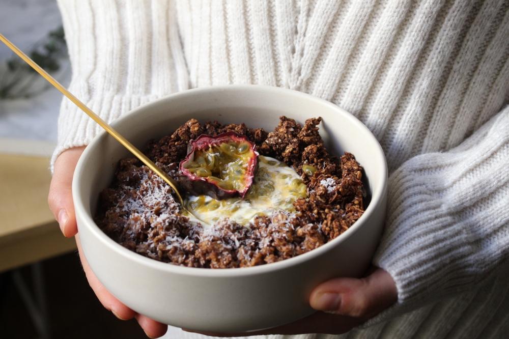 Porridge - Choco Coco - nüMorning