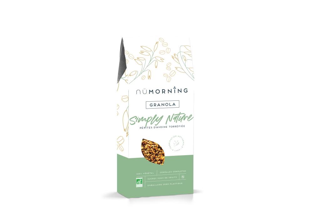 Granola - Simply Nature - nüMorning