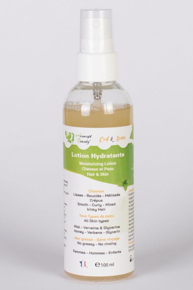 Lotion Hydratante Cheveux Visage Barbe 100ML