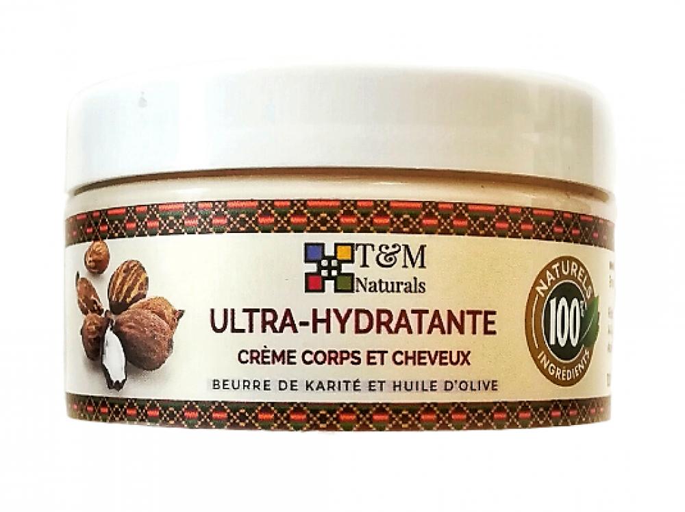 Crème ultra-hydratante pour cheveux - 200ml Soldes