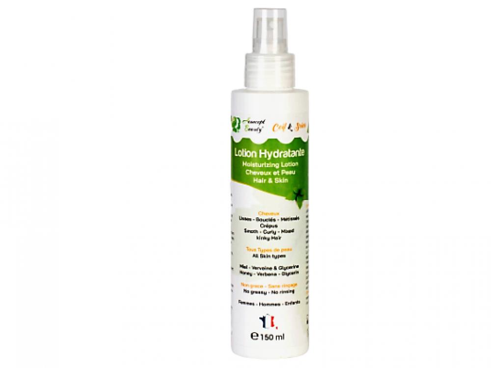 Lotion Hydratante Cheveux Visage Barbe 150ML
