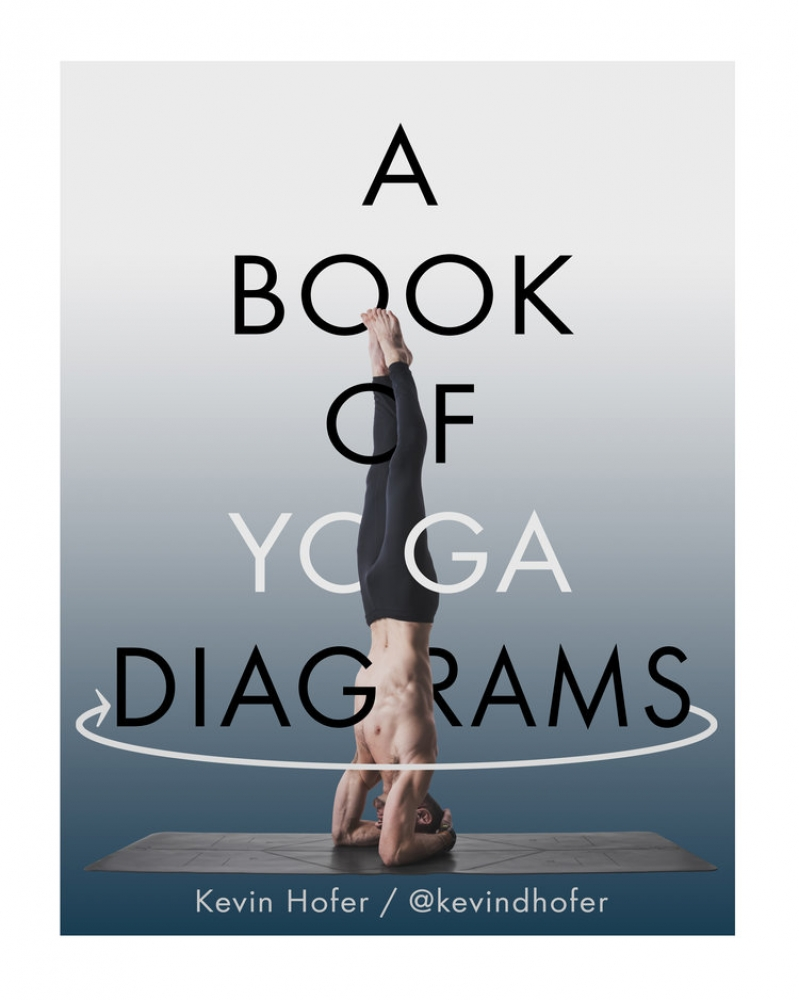 A Book of Yoga Diagrams