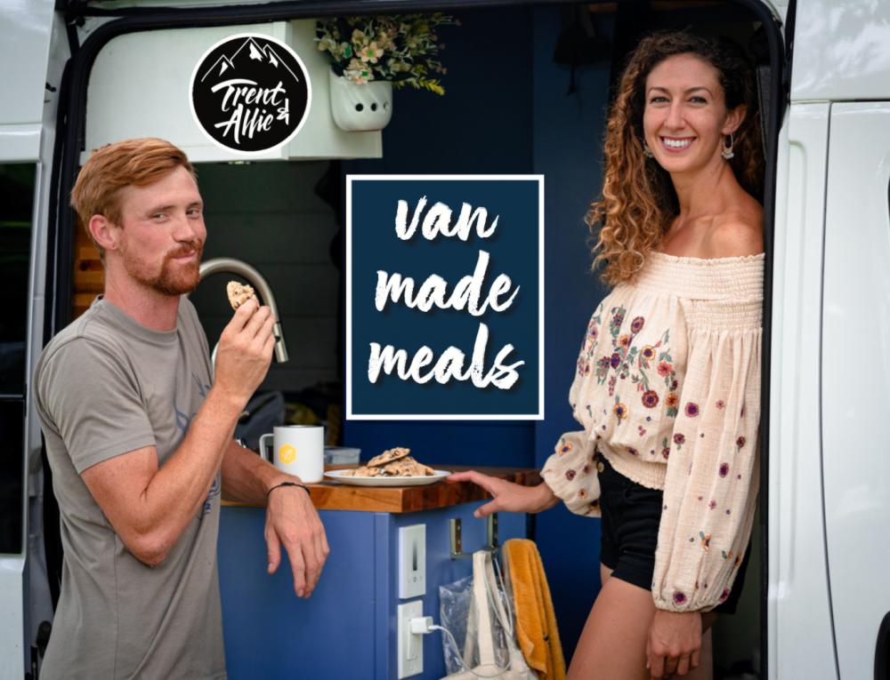 Van Made Meals Cookbook