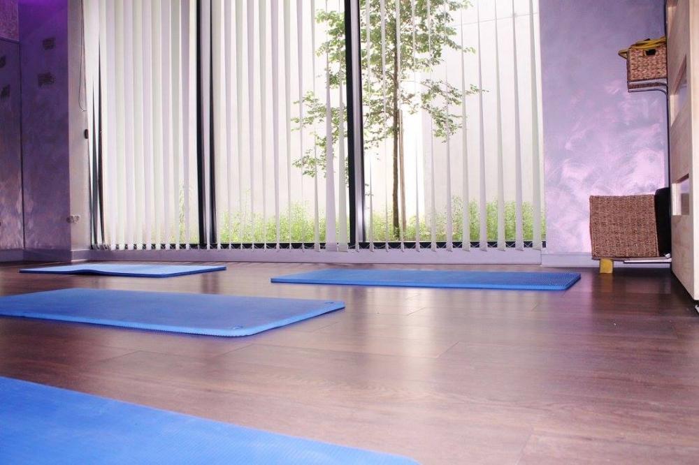 Yoga en petit groupe - EN LIGNE