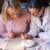 Cours de peinture sur porcelaine et sur verre - Paris 16