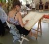 Séance de dessin avec modèle vivant - Paris 19e