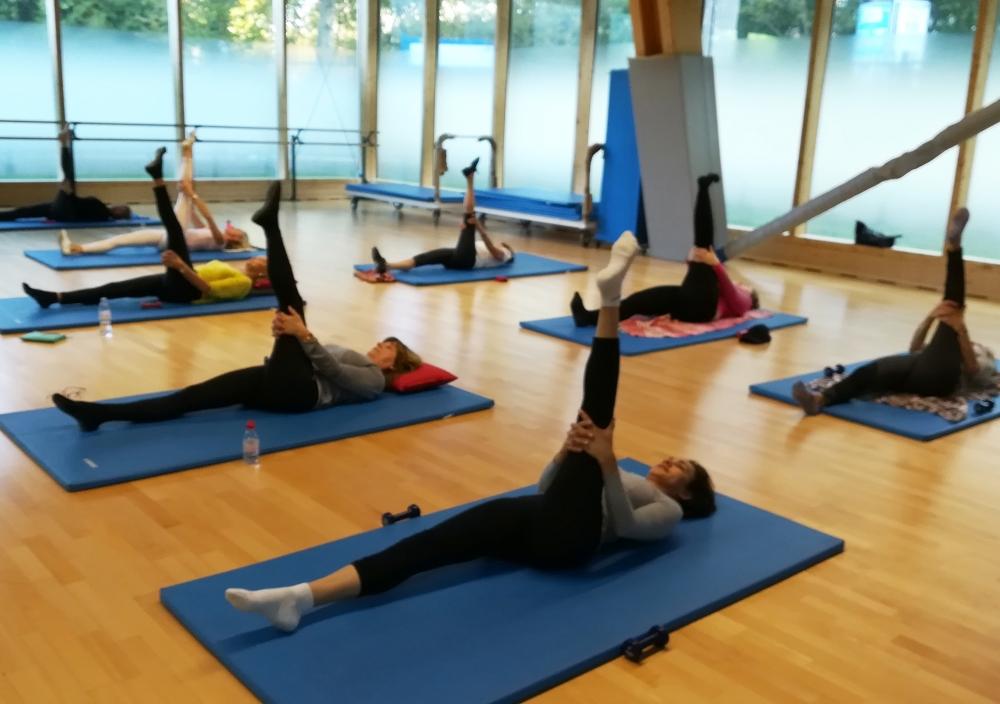 1 cours de gym douce/stretching par semaine - Paris 16e