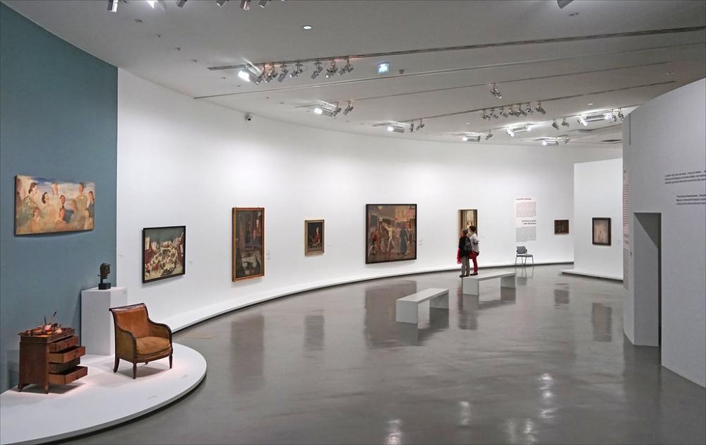 3 Ateliers dessin avec vos petits-enfants au Musée d'Art Moderne