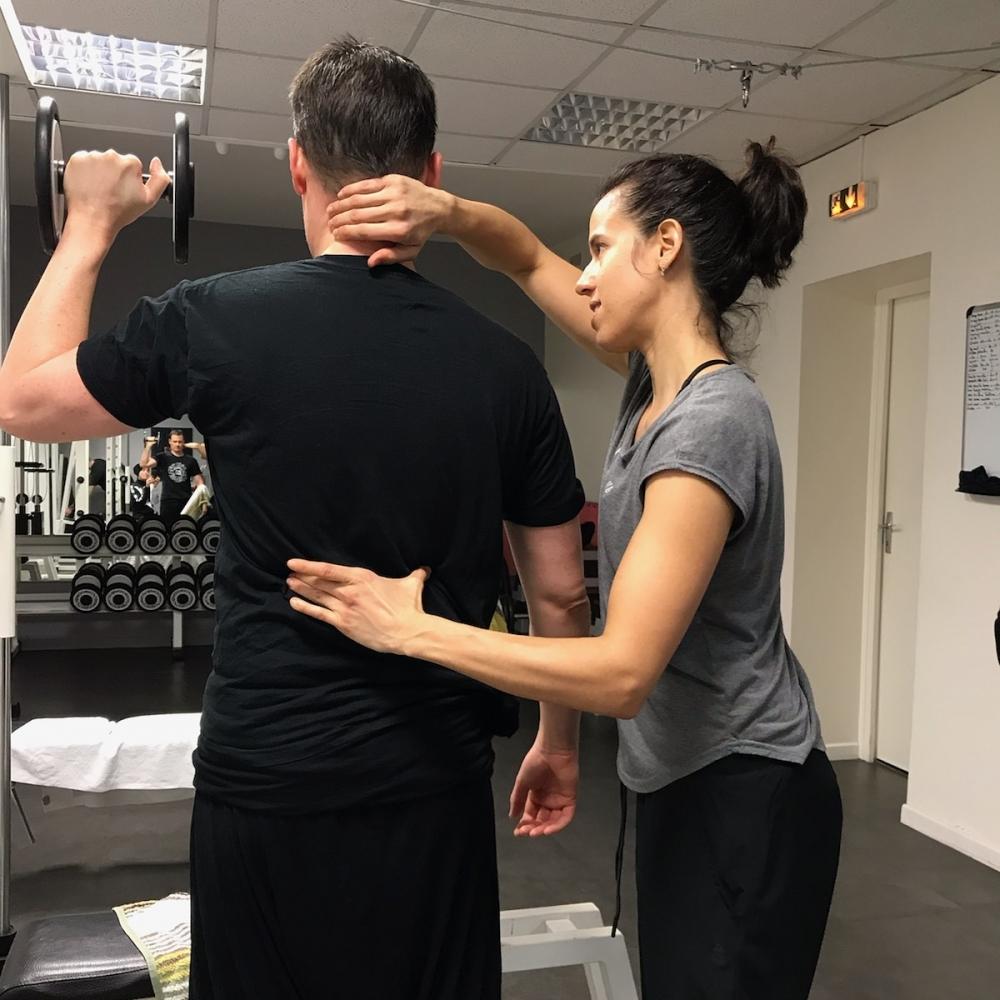 Cours d'essai de gym douce/stretching - Paris 6e