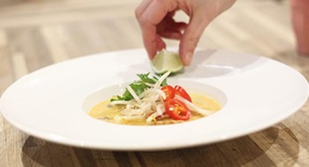Cours de cuisine thaïlandaise - Paris 11e