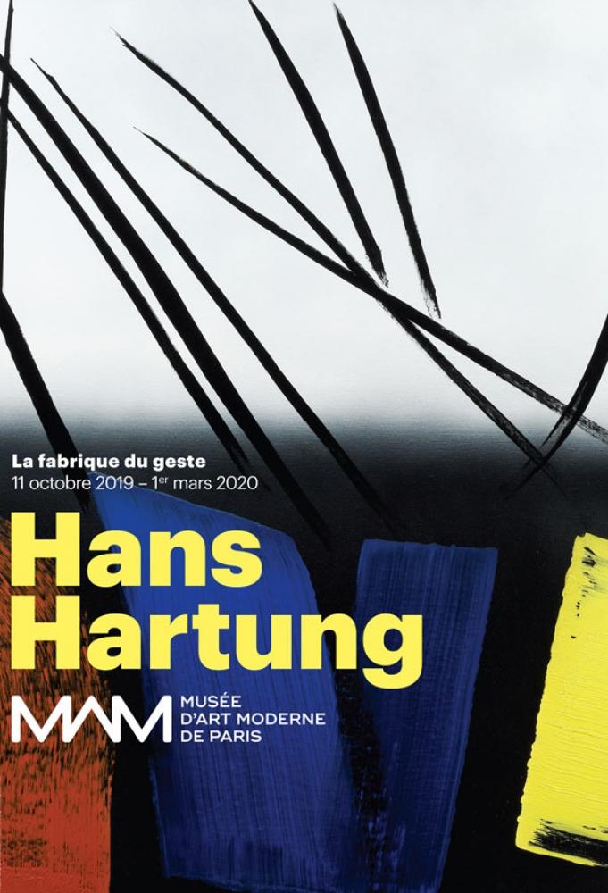 Atelier visite guidée/peinture - Exposition Hans Hartung