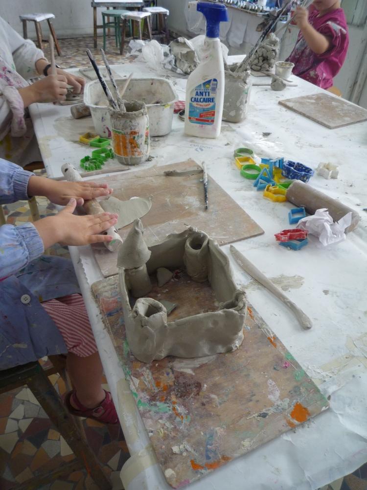 Atelier arts plastiques inter-générations (3 pers) - Paris 7e