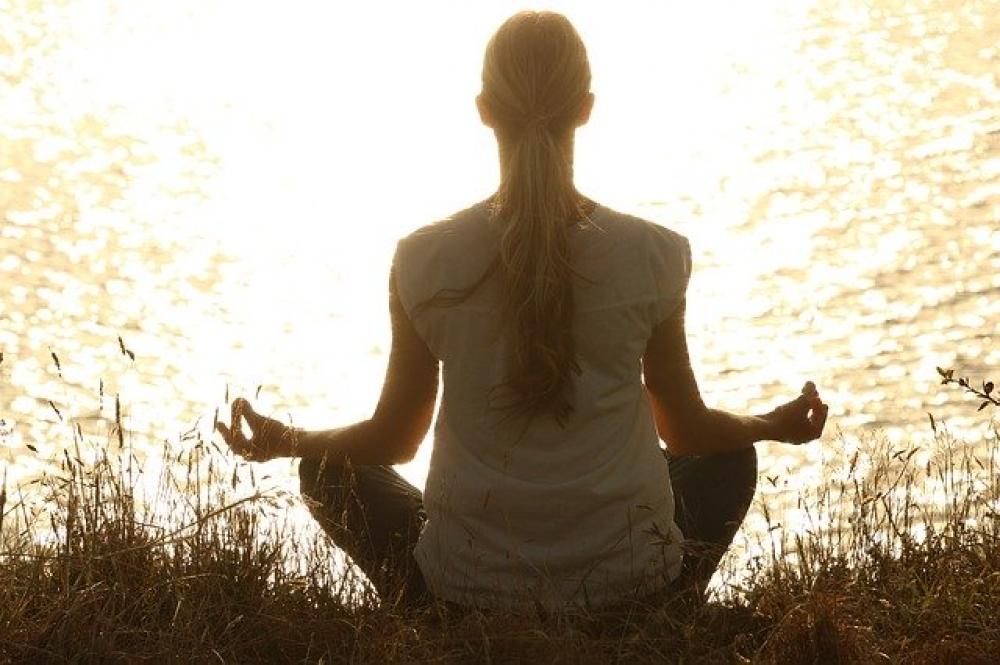 Un cours collectif de méditation guidée - Paris 5e
