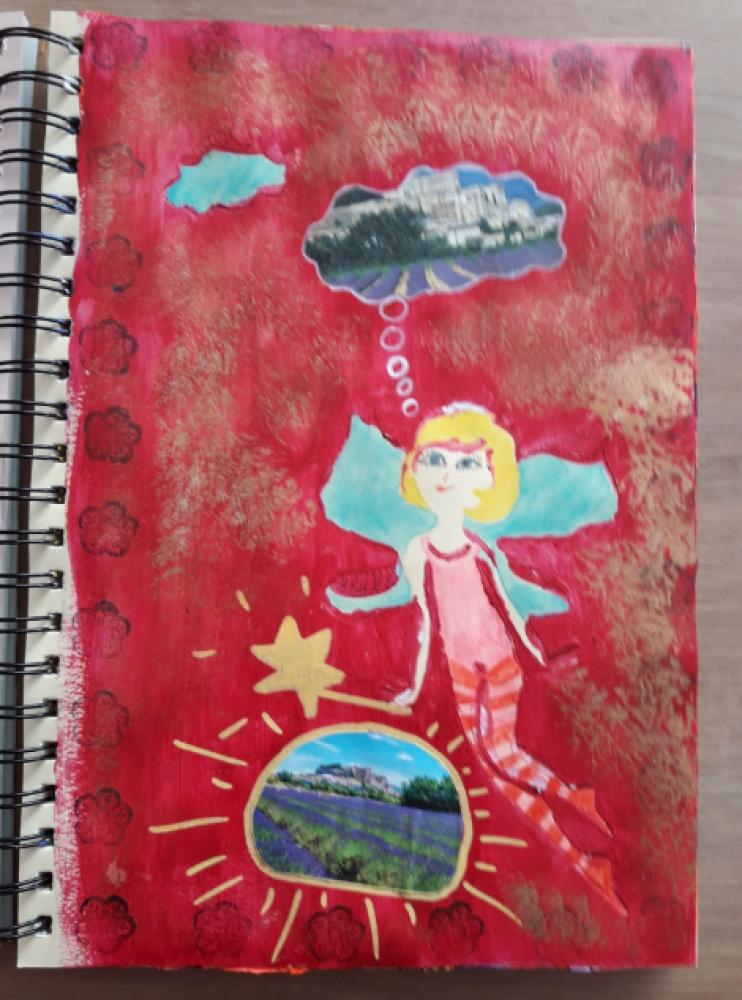 """Atelier de Journal Créatif \""""Analyse créative des rêves nocturnes\"""""""