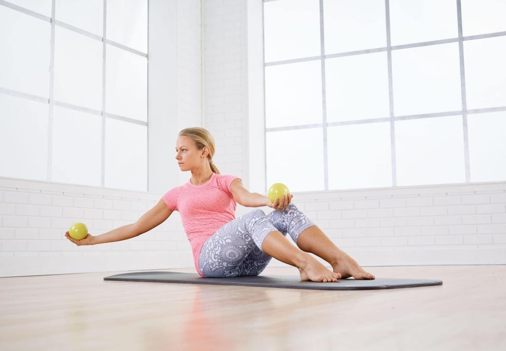 Entraînement fonctionnel avec le Pilates - niveau intermédiaire
