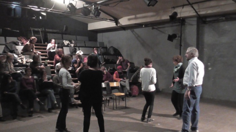 Stage : Le théâtre-forum – session internationale - Paris 12e