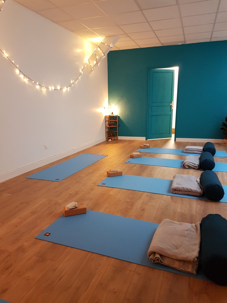 Yoga Slow Flow & Méditation en Anglais - Les Samedis, 11h30 -Paris 12e