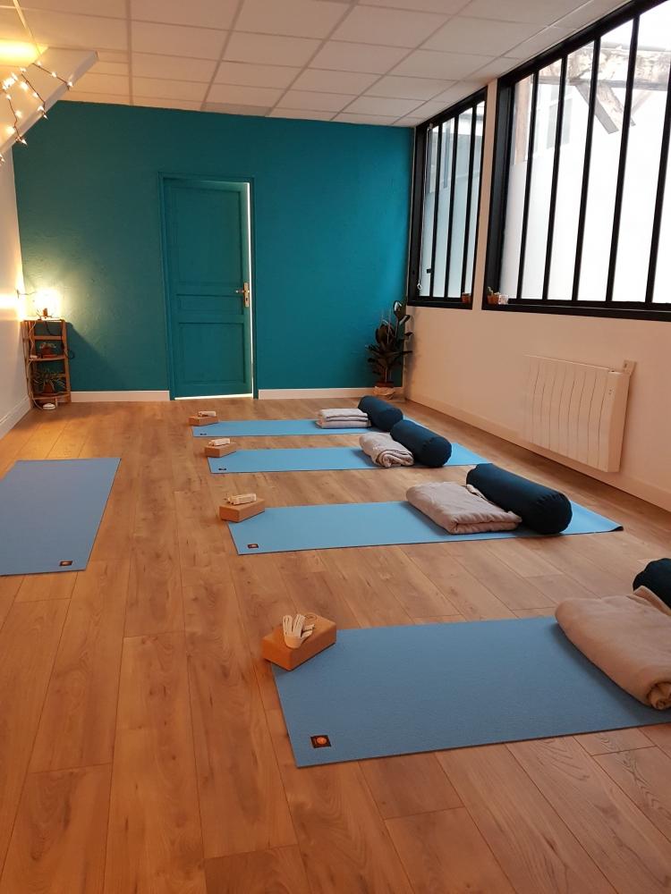 Hatha Yoga Flow en Français - Les Lundis à 19h30 -  Paris 12e