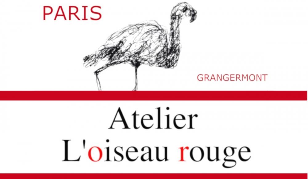 Carte de 5 cours de Peinture à l'atelier L'oiseau Rouge - Paris 11e