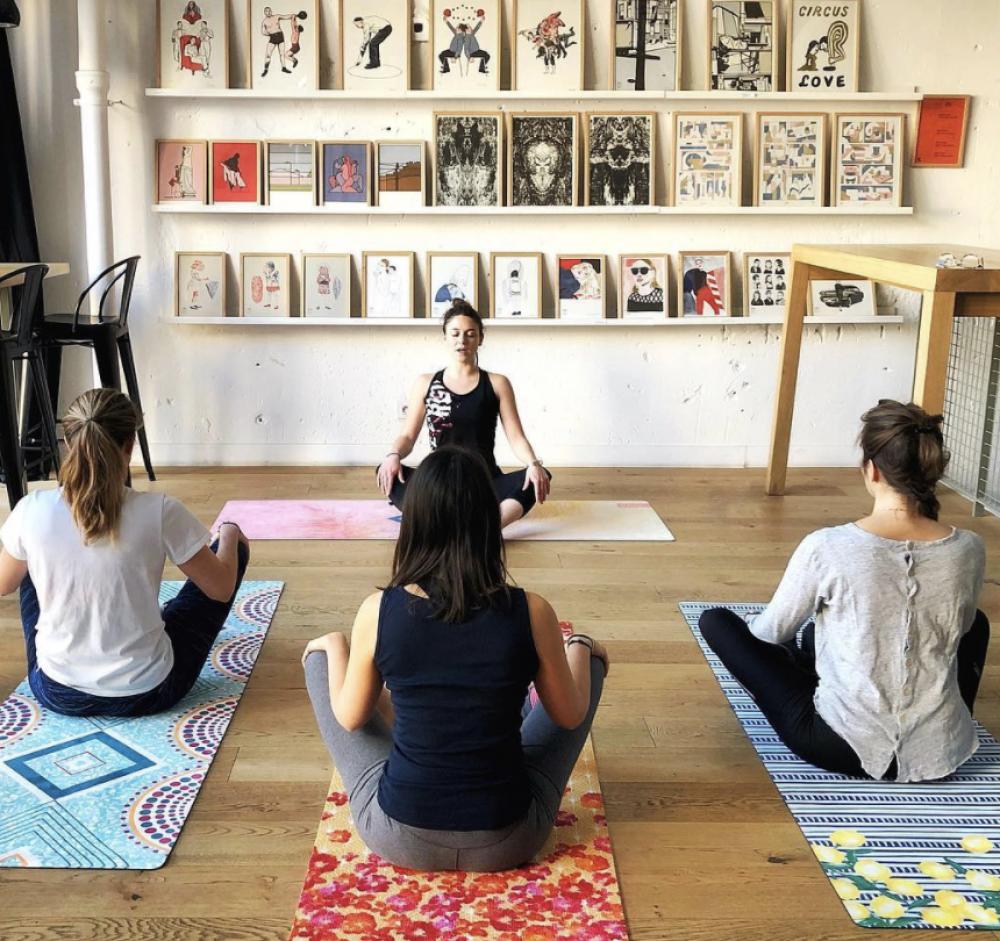 Cours de Yoga Vinyasa - Cours en ligne