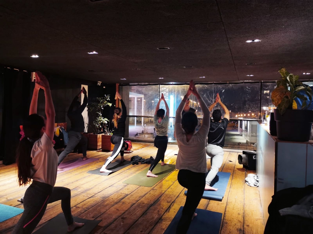 Cours de yoga traditionnel - Paris 13