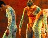 Dessiner la danse! Cours de dessin et couleur collectif sur Skype