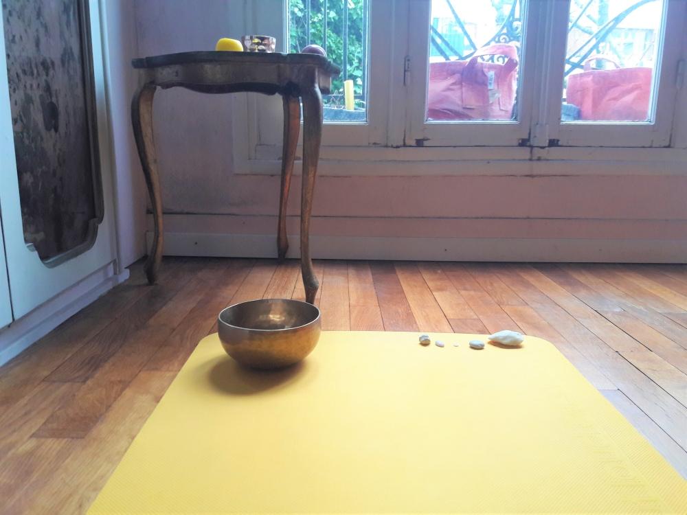 Yoga tout doux en visio - 1h30 - tous niveaux