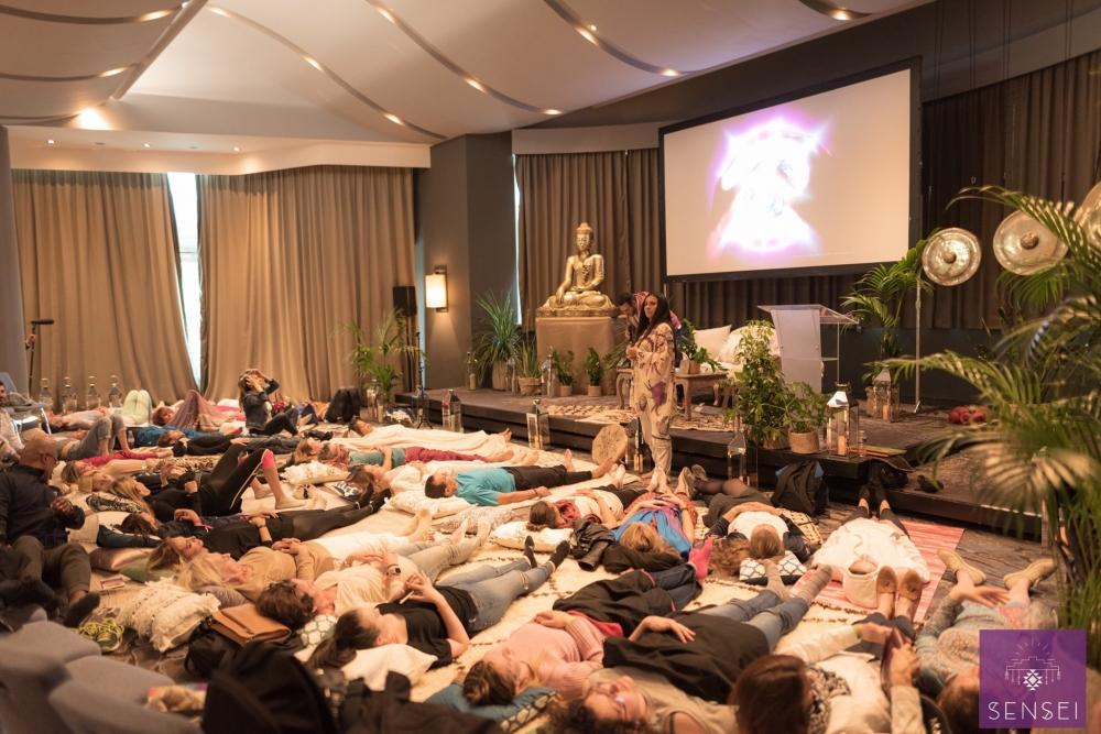Méditation de pleine conscience et Méditation vibratoire causerie
