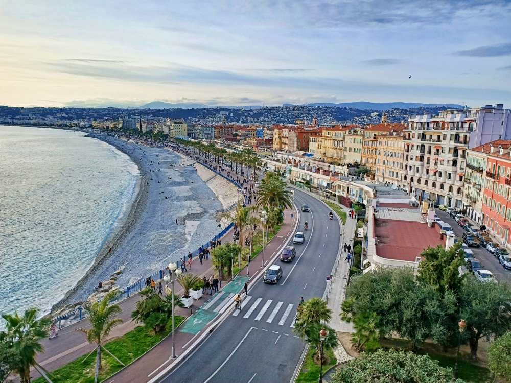 Visite découverte de la ville de Nice
