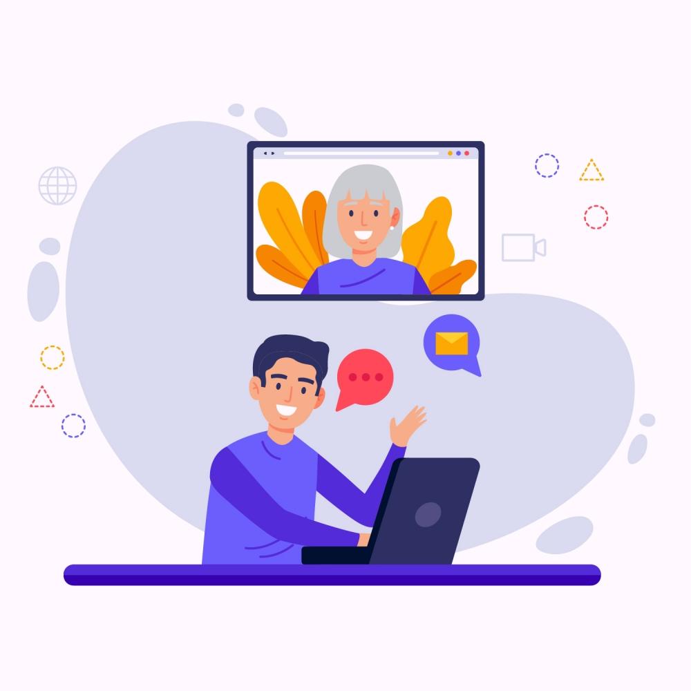 Atelier informatique - Créer ou recréer du lien social