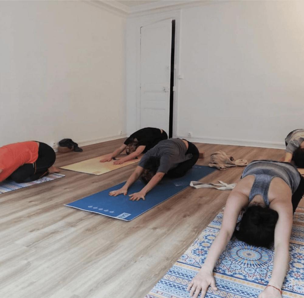 Cours de Yoga tous niveaux - Paris 10ème