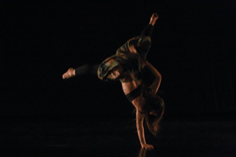 Cours de danse contemporaine - en ligne